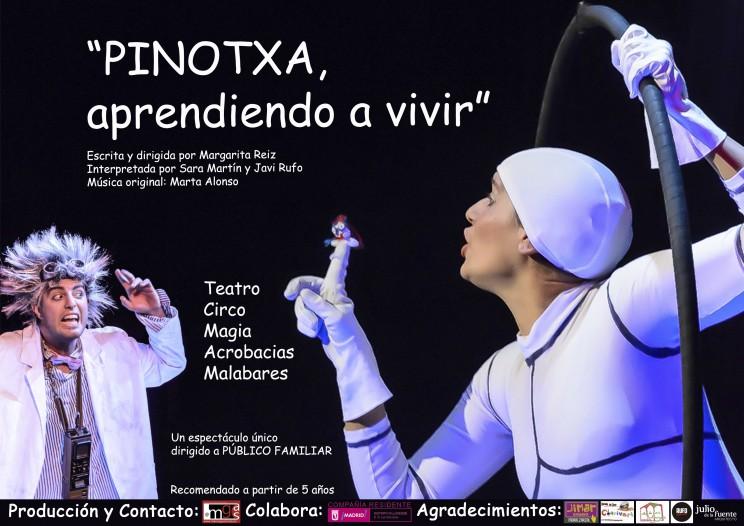 Cartel PINOTXA